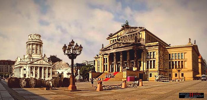 berlin opera BUİLDİNG 1945-2018