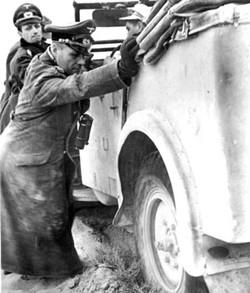 Ervin Rommel in Africa 1941