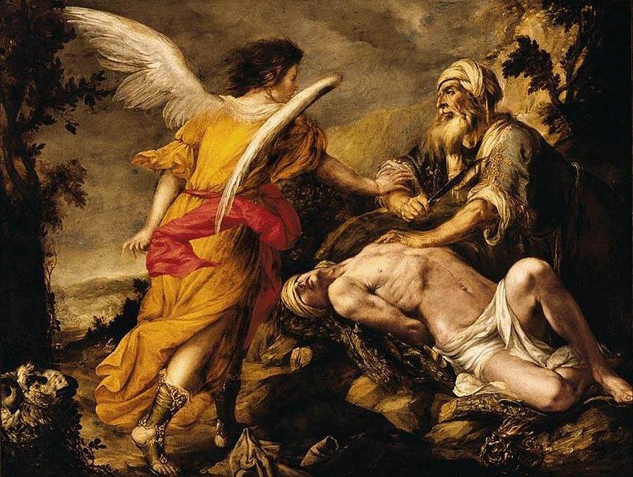 Sacrifice Of Isaac – Fr. David.jpg
