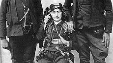Fatma the Black from Turkish liberty war
