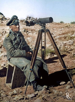 IRWİN ROMMEL EXHAUSTED