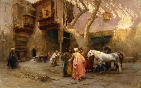 hot bargain in Cairo