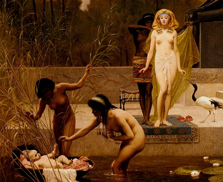 Frederick Goodall The Finding of Moses