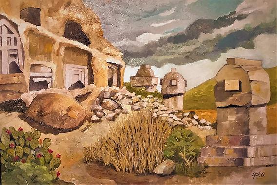 Tlos Ancient Site Turkey