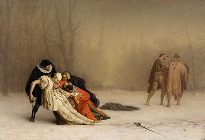 Jean-Léon_Gérôme_-_The_Duel_After_the_Ma