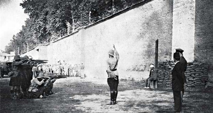 Execution of a Turk