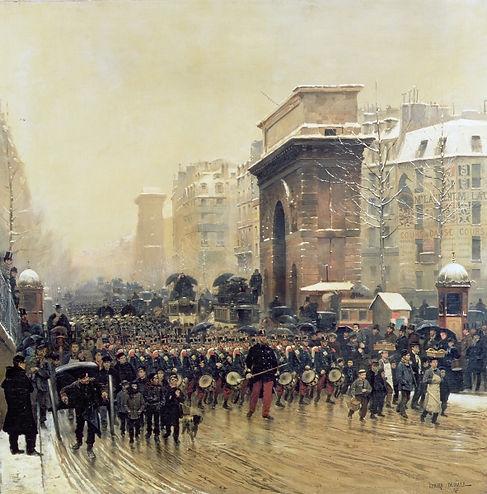 The Passing Regiment, 1875.JPG
