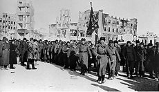 Soldiers of the 62nd army Stalingrad, 19