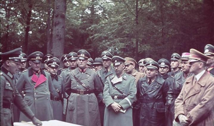 HITLER & SS HIGH COMMAND