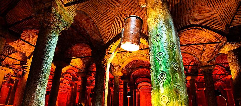 Thedosius Style Column