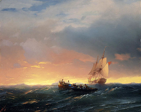vessels-in-a-swell-at-sunset-ivan-konsta