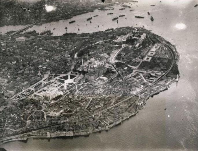 Allied Naval Forces in Bosphorus, 1920.j