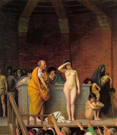 9-Slave-Auction-Greek-Arabian-Orientalis