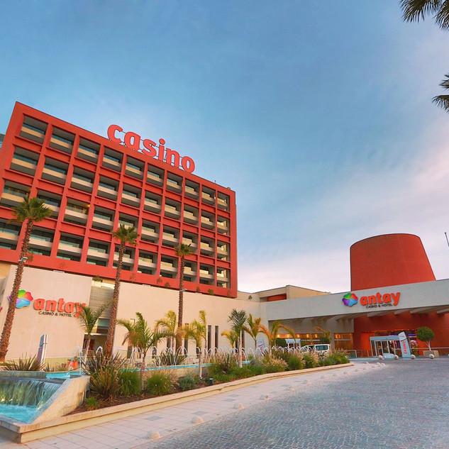 Proyecto Implementación Sistema de CCTV / Gran Casino Copiapó grupo Egasa España