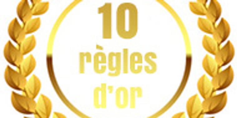 Conférence : les 10 régles d'or pour convaincre son banquier
