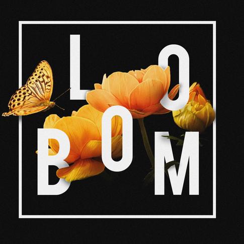 BLOOM Typography