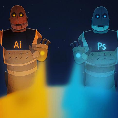 Adobe Invasion