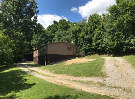 SOLD:  $132,000  155 Valley Lane, Connellsville, PA 15425
