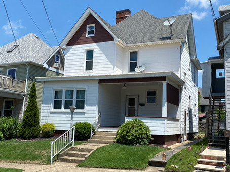 For Sale:  $114,500  814 Market Street, Scottdale, PA 15683