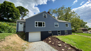 SOLD! :  $164,900  1007 Evergreen Ave., Greensburg, PA 15601