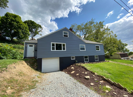 FOR SALE:  $169,900  1007 Evergreen Ave., Greensburg, PA 15601