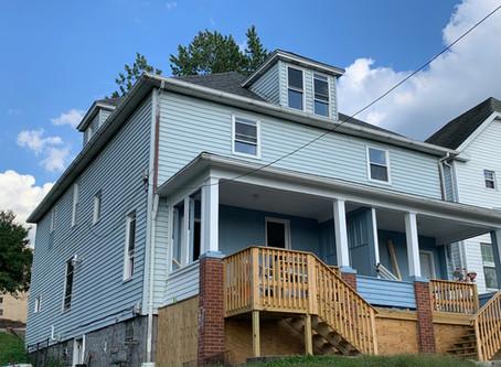 SOLD!  $99,000  212-214 N. Jefferson St., Connellsville, PA 15425