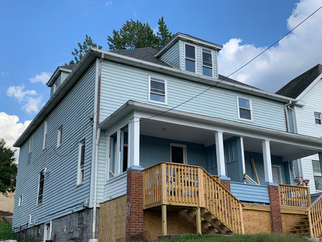 SOLD!  $99,000  212-214 N. Jefferson St., Connellsville, PA 15425
