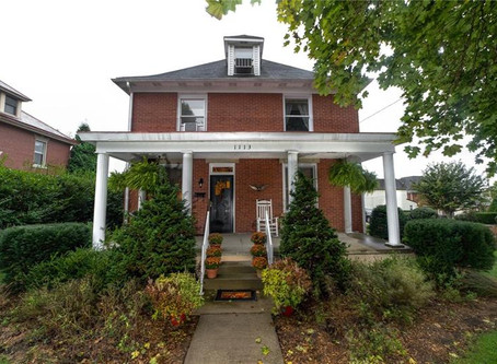 SOLD! $179,900 - 1113 Loucks Avenue, Scottdale, Pennsylvania 15683