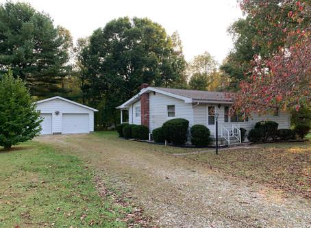 SOLD!   $157,500 164 Shenandoah Rd., Connellsville, PA 15425