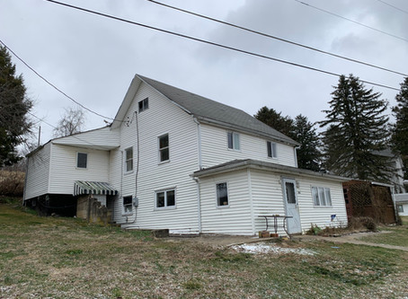 SOLD!  $69,000  684 Valley Kitchen Rd., Mt. Pleasant, PA 15666