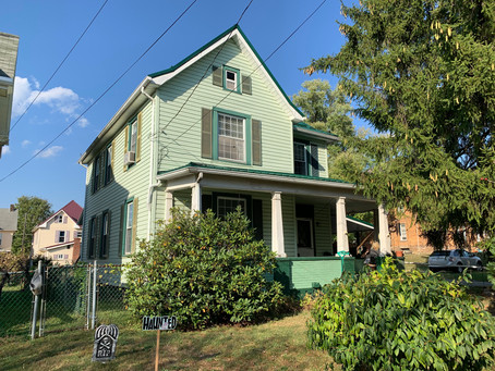 SOLD! :  $59,900  108-110 W. Green St., Connellsville, PA 15425