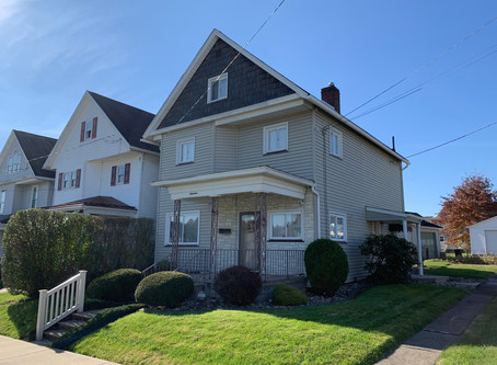 SOLD!  :  $149,000  19 Moyer Avenue, Scottdale, PA 15683
