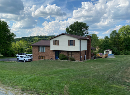 FOR SALE:  $259,900 111 Longanecker Rd., Connellsville, PA 15425