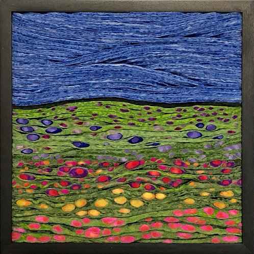 """Meadow Two 9.5"""" sq."""