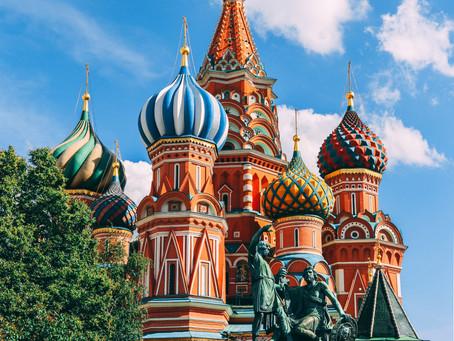 Andre visum til Rusland