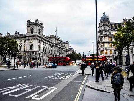 Forretningsvisum til Storbritannien