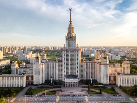 Forretningsvisum til Rusland