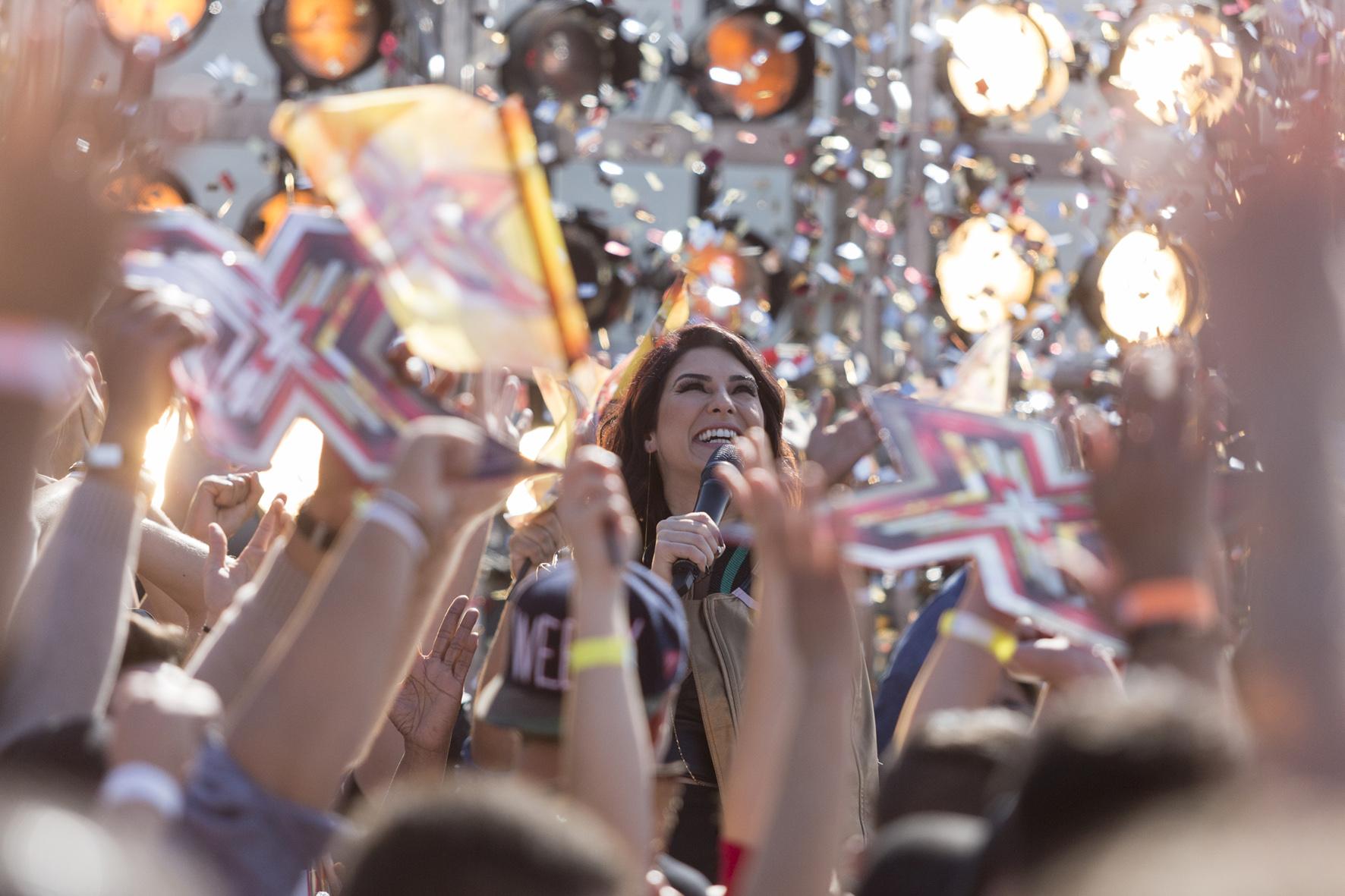 Fernanda Paes Leme - X Factor