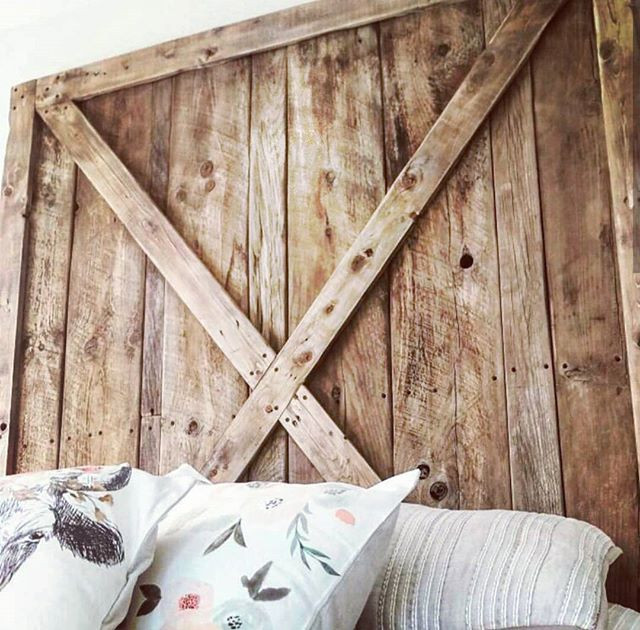 Shamelessly obsessed with this headboard