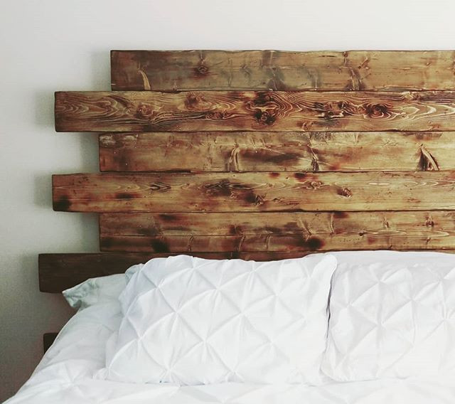 One of my most popular headboards- you c