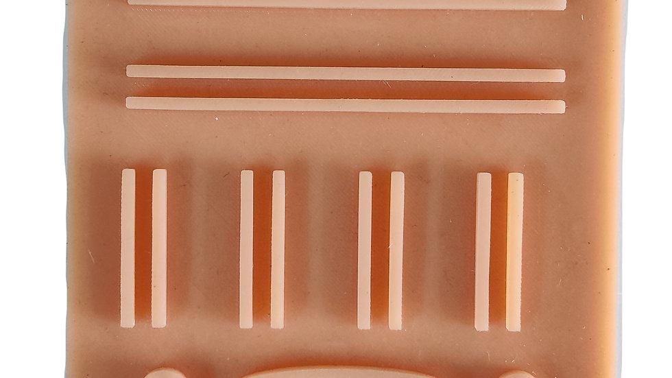 Caliber Tissue Suture Pad