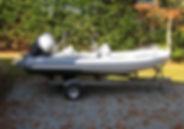 16' Zodiac Yachtline 470 2016