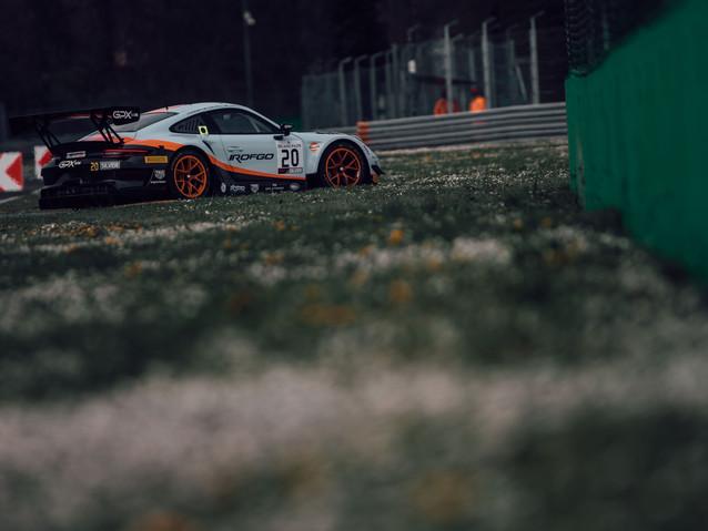 Porsche - Blancpain Monza 2019