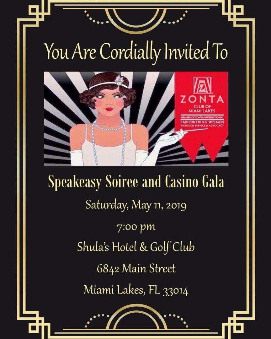 2019 Gala Flyer