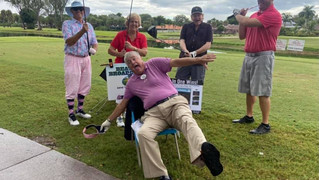 Annual B Fore Pink Golf Tournament