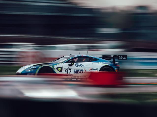 Aston Martin - Blancpain Monza 2019