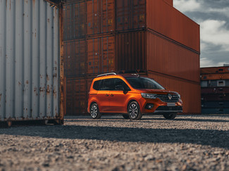 Nuova Renault Kangoo 2021