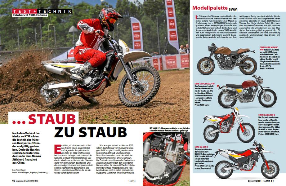 Motorrad (DE) - #15 2015