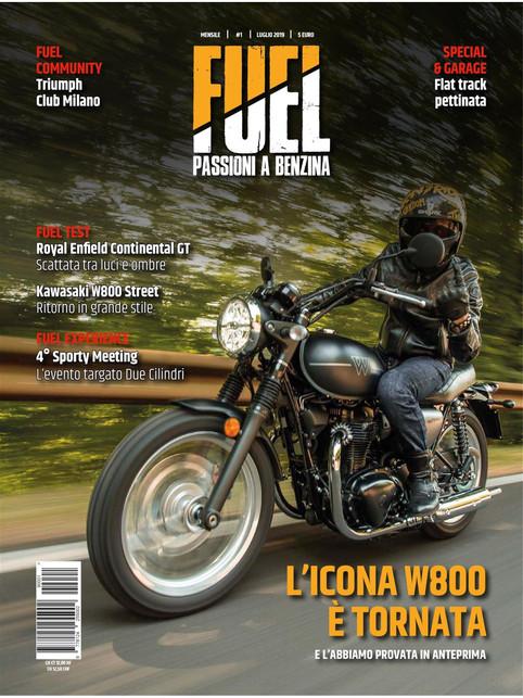 FUEL Magazine #1