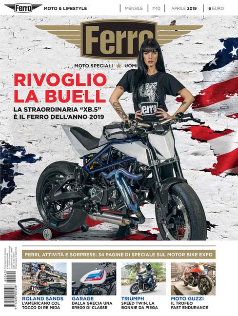 FERRO Magazine #40